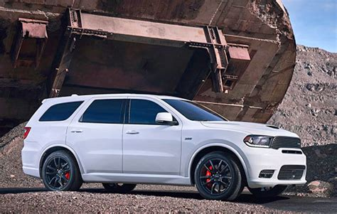 2019 Dodge Durango Srt Release Date by 2019 Dodge Durango Srt Review And Release Date