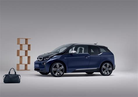 Bmw I3 Availability by Bmw I3 Mr Porter Limited Edition In Tuxedo Blue Heads To