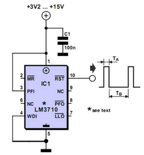 interval pulse generator circuit knowledge