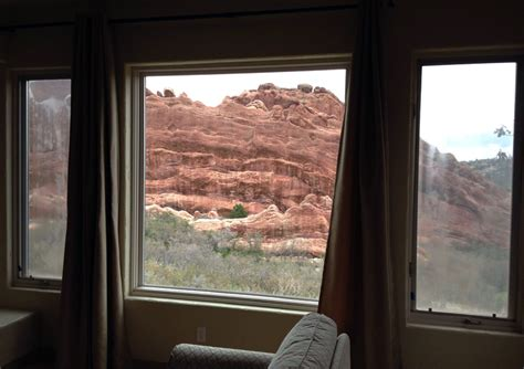 Window With Condensation Between Glass  Foggy Window