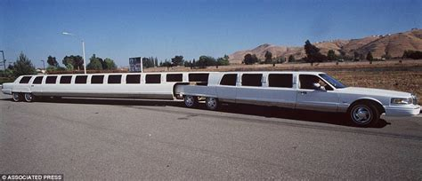 Limousine Cost by The World S Most Outrageous Limousines Revealed Daily