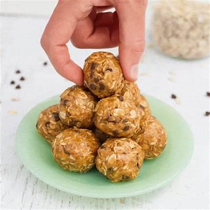 Energy Balls Peanut Butter Bake Recipe Ball