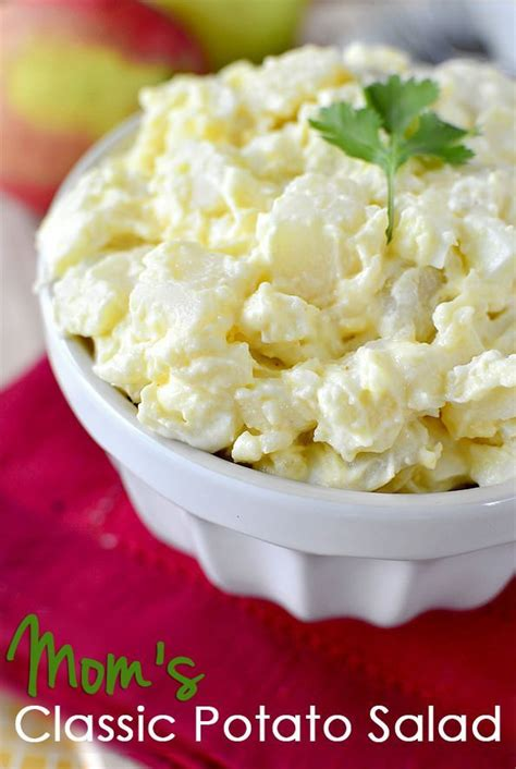 classic potato salad recipe classic potato salad recipe potato salad mom and classic