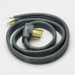 Range Stove Oven Power Cord