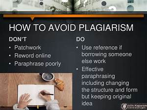 how to check if something has been plagiarized