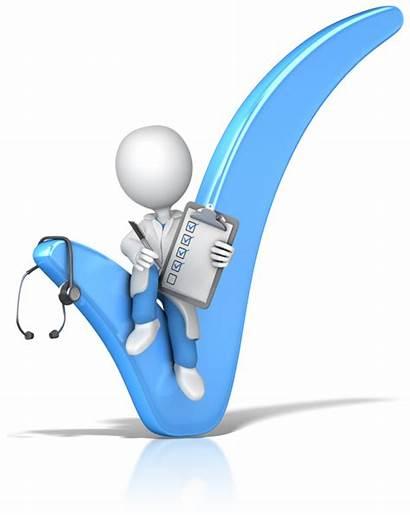 Check Clipart Health Mark Nurse Wellness Medicine