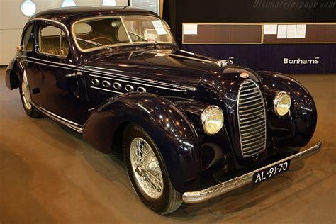 Bugatti Type 101 Guillore Coupe - Chassis: 101502 - 2008 ...