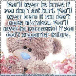 17 Best images ... Cute Bear Quotes