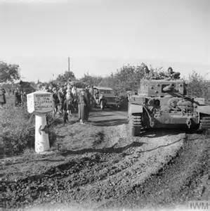British Cromwell Tank WWII