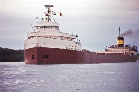 when did the edmund fitzgerald ship sank 39 years later remembering the edmund fitzgerald