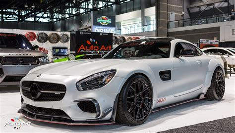 2017 Mercedes Gts Amg by The Auto Gives The Mercedes Amg Gts A New Look