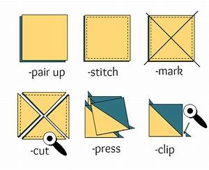 Half Square Triangles Quilting Basics - The Sewing Loft