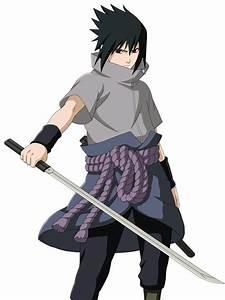 Sasuke Uchiha Sword - Cosplay Su Misura
