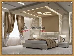 modern bedroom designs with led false ceiling ideas 2018 With modern curtains for bedroom 2018