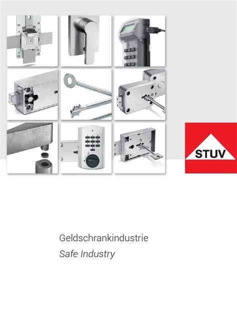 steinbach und vollmann stuv geldschrankindustrie 2016 by steinbach vollmann gmbh co kg issuu