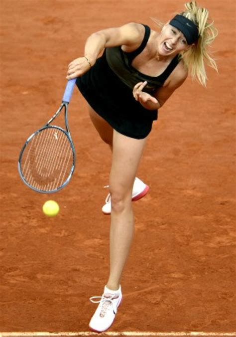 jon wertheim sharapova relentless  french open final