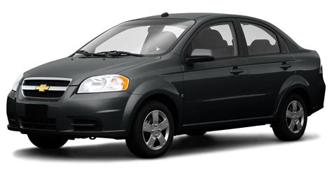 2009 Chevrolet Aveo Reviews, Images, And Specs