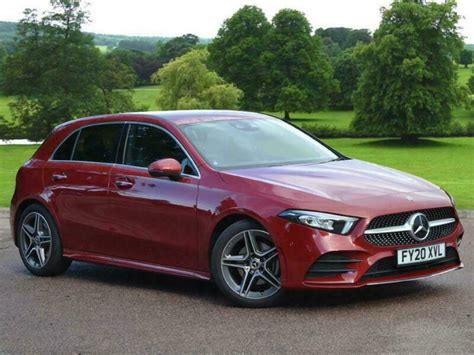 The benchmark in the compact class. 2020 Mercedes-Benz A CLASS HATCHBACK A200 AMG Line Premium 5dr Auto Hatchback Pe | in Laceby ...
