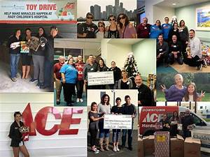 Rady Children's Celebrates All-Star Year with Ace Hardware ...