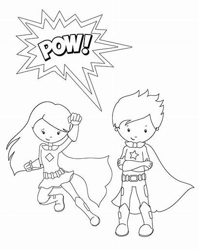 Superhero Coloring Pages Printable Sheets Easy Crazy