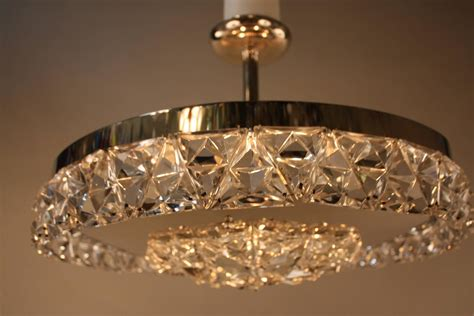 semi flush chandelier by bakalowits for sale at
