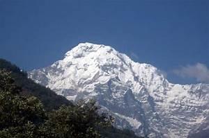 Annapurna 3 - Picture of Annapurna Mountain Range ...