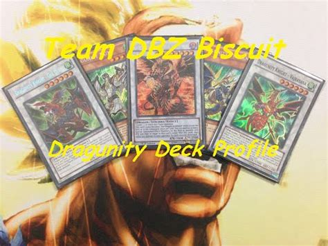 Dragunity Deck Tag 5 by Dragunity Deck Profile January 2016