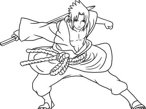 Desenhos Para Colorir / Pintar Do Naruto