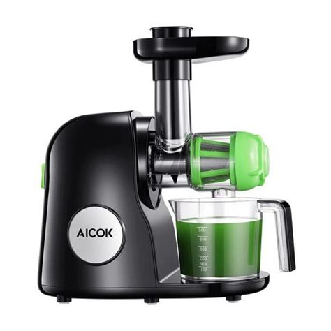 cold press juicer aicok juicers juice machine