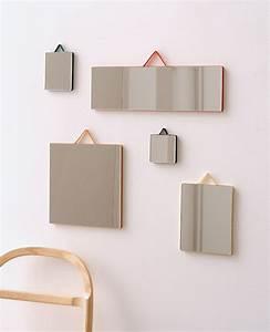 1000 idees a propos de miroir palette sur pinterest With encadrer un miroir de salle de bain