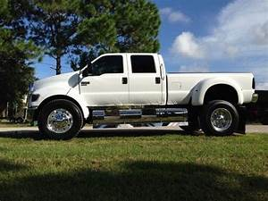 Find Used 2007 Ford F650 Himarc Cat Diesel Leather Loaded