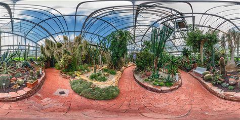 Botanischer Garten Marburg  Sukkulentenhaus Botanischer