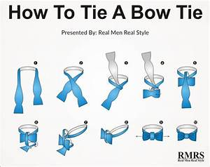 How To Tie A Bow Tie | Self-Tying A BowTie | Bow-Tie Knots ...