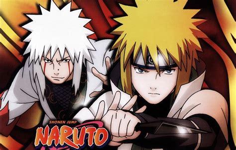 Wallpaper Look, Headband, Naruto, Ninja, Jiraiya, Minato
