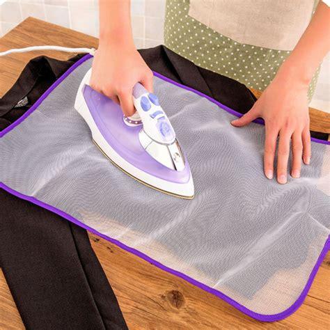 New Protective Press Mesh Ironing Cloth Guard Protect