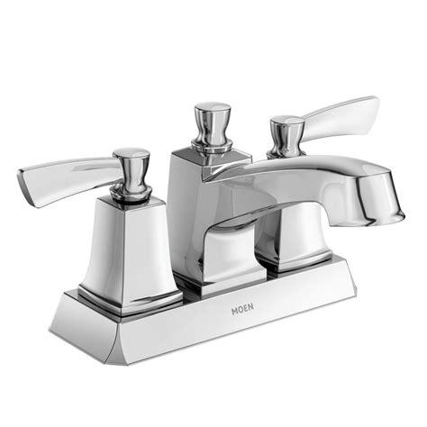 moen conway robinet de salle de bain 224 2 poign 233 es fini chrome home depot canada