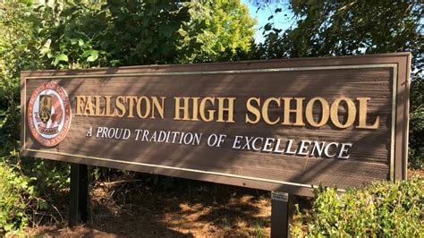 home fallston high school