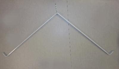 corner lockseam rod interiordecorating