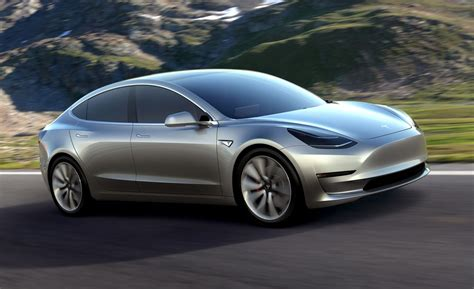 2018 Tesla Model 3 Photos And Info  News  Car And Driver