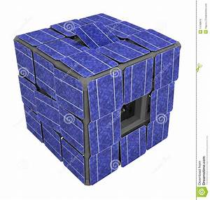 Solar Panel Cube Socket Royalty Free Stock Images - Image ...
