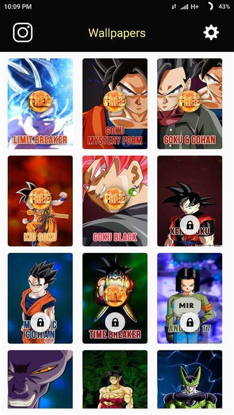 Anime Live Wallpaper Goku - live goku wallpapers dragonballz amino