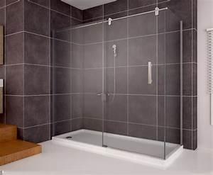 Bodengleiche Dusche Fliesen Anleitung : duschkabinen ohne fliesen inspiration ~ Michelbontemps.com Haus und Dekorationen