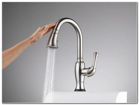 best touch kitchen faucet installing free outdoor faucet sink and faucet