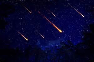 Meteorite Shower August Image