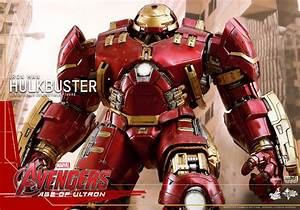 Hot Toys Avengers: Age of Ultron - Hulk and Hulkbuster ...
