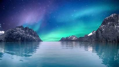 4k Aurora Borealis Resolution Nature Wallpapers April