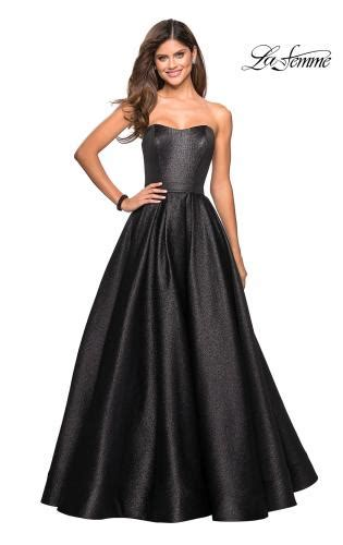 long evening dresses la femme