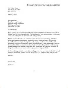 resume for college student applying for internship 8 application business letter basic job appication letter