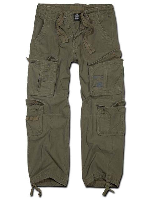 pantalon treillis militaire homme rock punk brandit