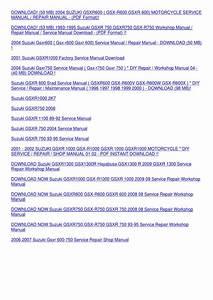 Download 53 Mb 1993 1995 Suzuki Gsxr 750 Gsxr750 Gsx R750 Workshop Manual Repair Manual Service Manual Download Pdf Format